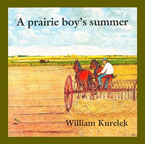 9780887761164: A Prairie Boy's Summer