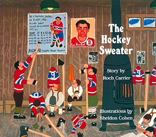 The Hockey Sweater: Carrier, Roch