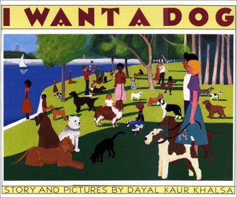 9780887761966: I Want a Dog.