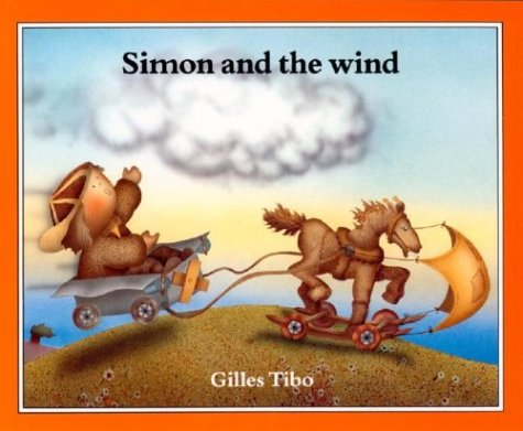 9780887762345: Simon & the Wind