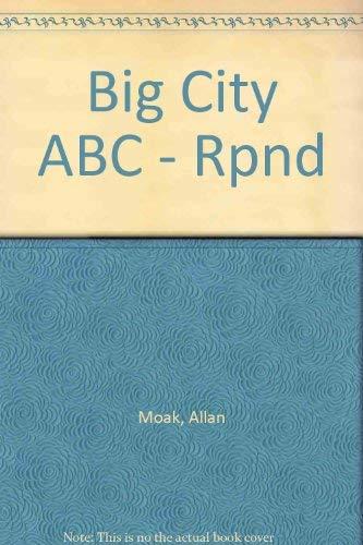 9780887762383: A Big City ABC