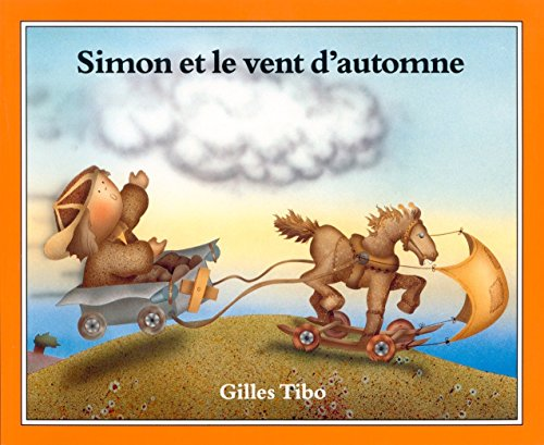 9780887762772: Simon et le vent d'automne (Simon (French)) (English and French Edition)