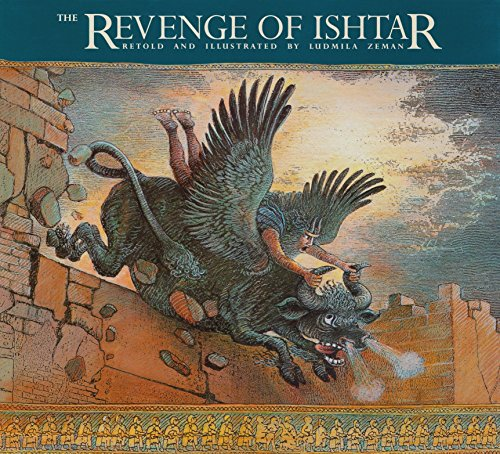 9780887763151: The Revenge of Ishtar (The Gilgamesh Trilogy)