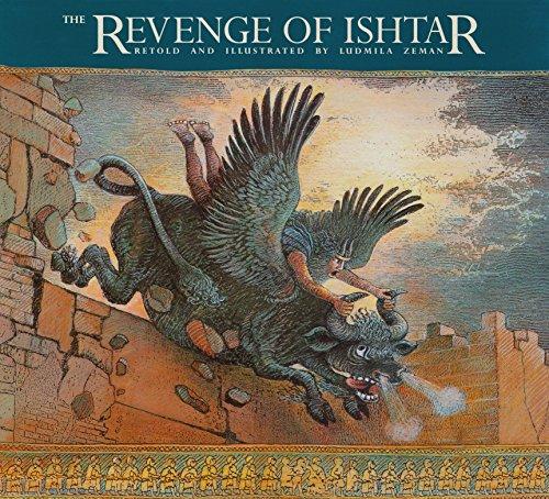 9780887763151: The Revenge of Ishtar (The Gilgamesh Trilogy)