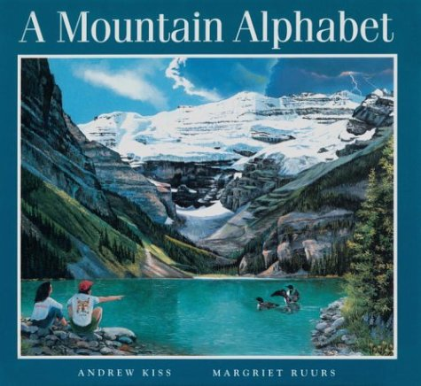 9780887763748: A Mountain Alphabet