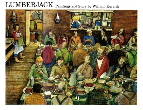 Lumberjack: Kurelek, William