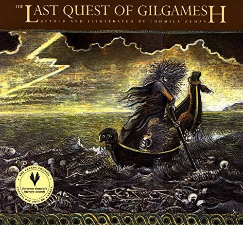 9780887763809: The Last Quest of Gilgamesh (Gilgamesh Series)