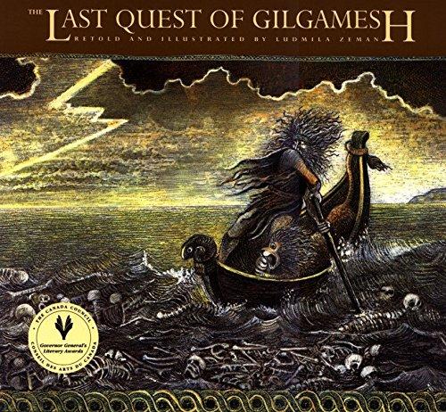 9780887763809: The Last Quest of Gilgamesh (The Gilgamesh Trilogy)
