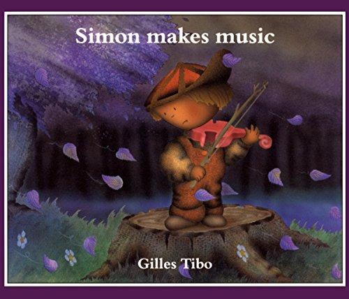 Simon makes music: Tibo, Gilles