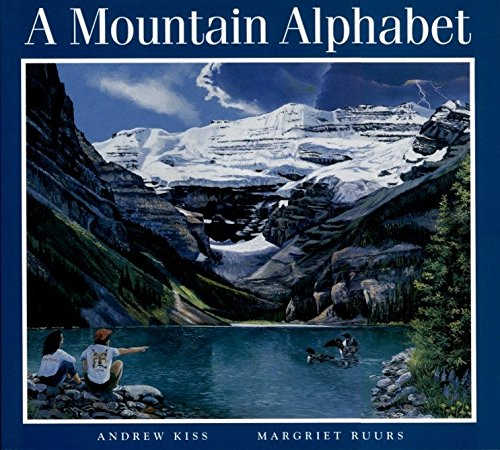 9780887763847: A Mountain Alphabet