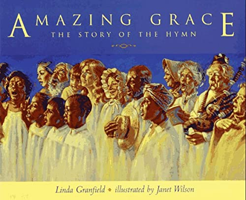 9780887763892: Amazing Grace: The Story of the Hymn