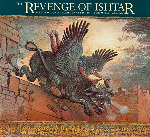 9780887764363: The Revenge of Ishtar (The Gilgamesh Trilogy)