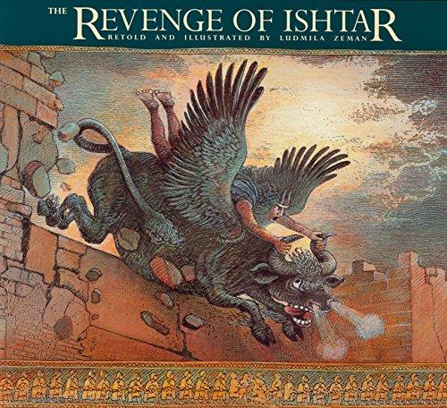 9780887764363: The Revenge of Ishtar (The Gilgamesh Trilogy)