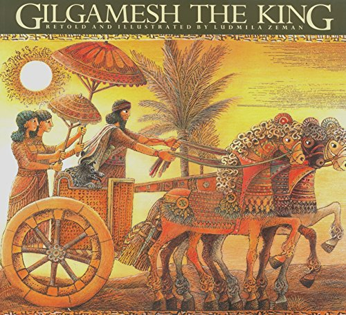 9780887764370: Gilgamesh the King (Epic of Gilgamesh (Paperback))