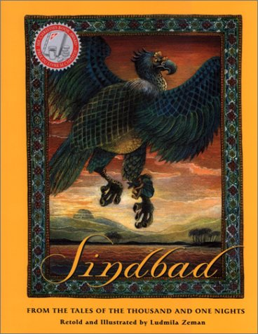 9780887764608: Sindbad (English): From the Tales of the Thousand and One Nights