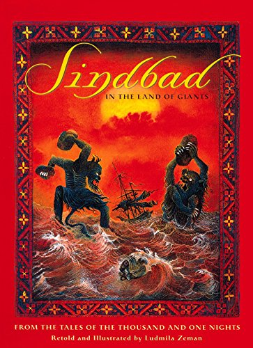 9780887764615: Sindbad in the Land of Giants