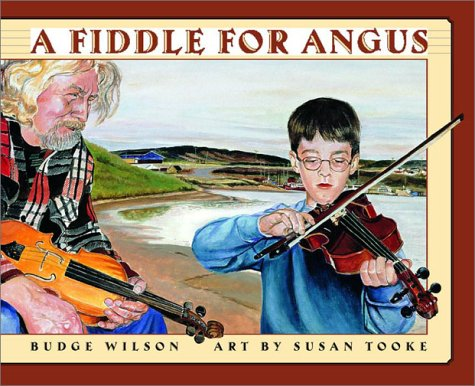 9780887765001: A Fiddle for Angus