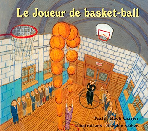 9780887765544: Le Joueur de basket-ball (French Edition)