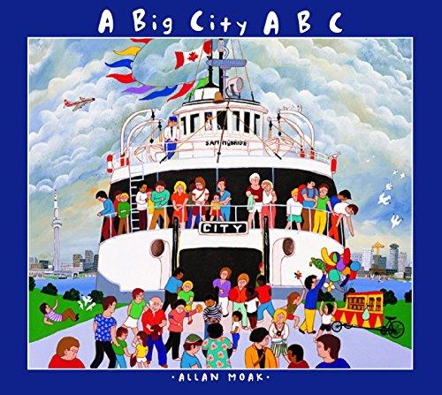 9780887765872: A Big City ABC