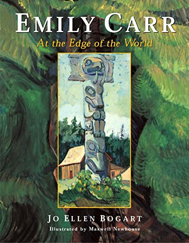 9780887766404: Emily Carr: At the Edge of the World