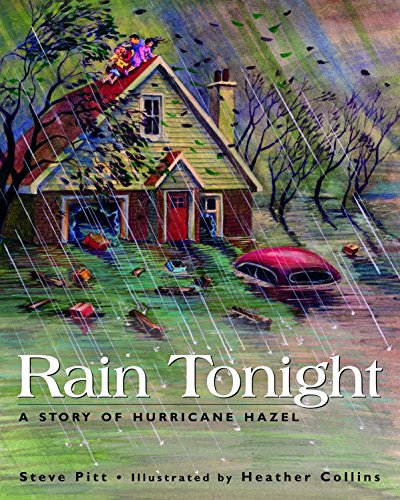 9780887766411: Rain Tonight: A Story of Hurricane Hazel