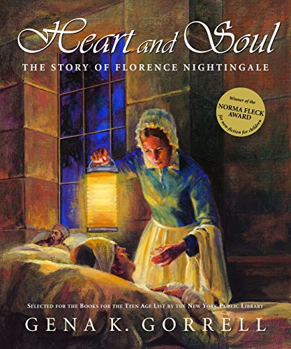 9780887767036: Heart and Soul: The Story of Florence Nightingale