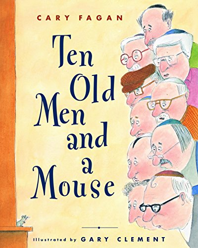 9780887767166: Ten Old Men and a Mouse