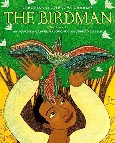The Birdman: Charles, Veronika Martenova