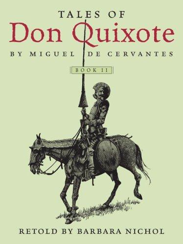 9780887767449: Tales of Don Quixote, Book II