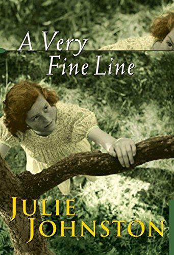A Very Fine Line: Johnston, Julie