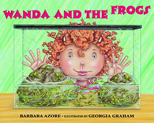 9780887767616: Wanda and the Frogs