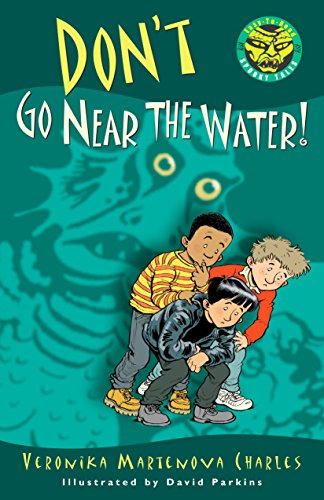 9780887767807: Don't Go Near the Water! (Easy-To-Read Spooky Tales)