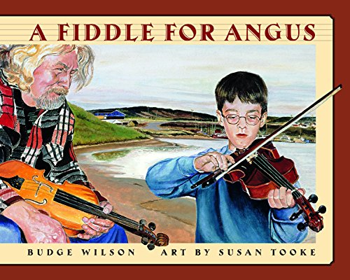 9780887767852: A Fiddle for Angus
