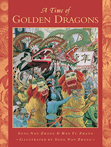 9780887767913: A Time of Golden Dragons
