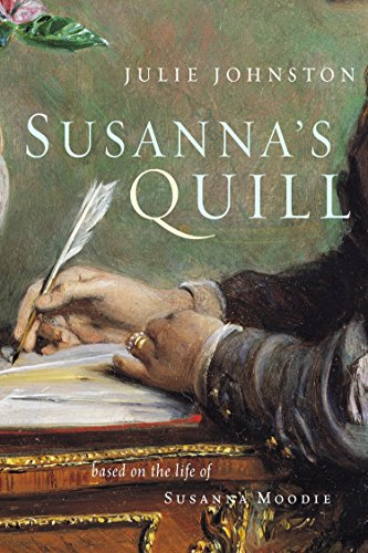 Susanna's Quill: Johnston, Julie