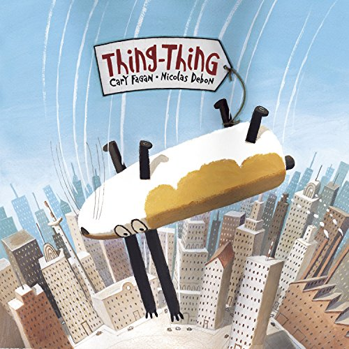 9780887768392: Thing-Thing