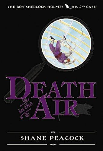 Death in the Air (Hardback): Shane Peacock