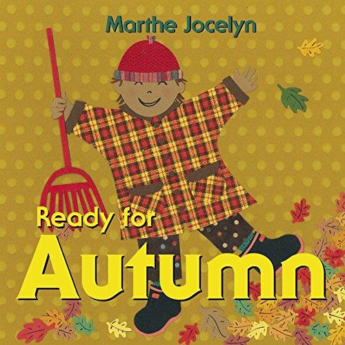 Ready for Autumn: Jocelyn, Marthe