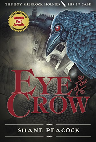 9780887769191: Eye of the Crow: The Boy Sherlock Holmes, His 1st Case