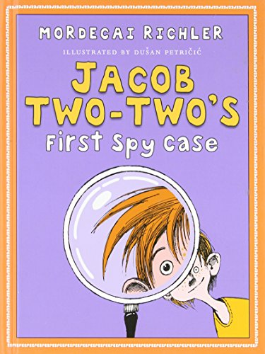 9780887769276: Jacob Two-Two's First Spy Case