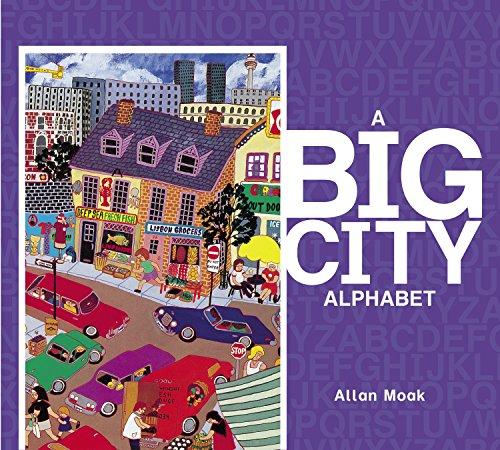9780887769399: A Big City Alphabet (ABC Our Country)