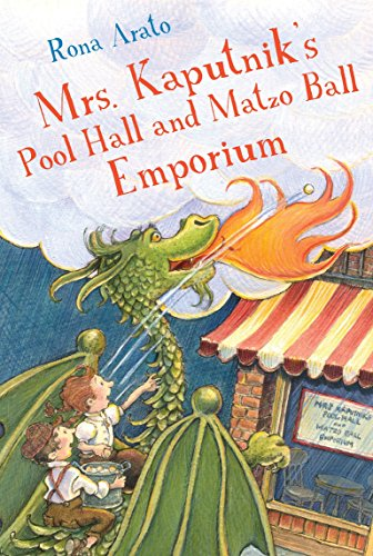 9780887769672: Mrs. Kaputnik's Pool Hall and Matzo Ball Emporium