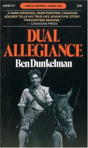 9780887801273: Dual Allegiance: An Autobiography (Goodread Biographies)