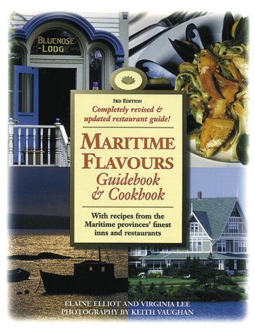 9780887805066: Maritime Flavours Guidebook & Cookbook, 4th Edition
