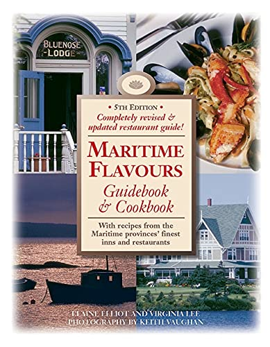 9780887805592: MARITIME FLAVOURS (Flavours Guidebook and Cookbook)