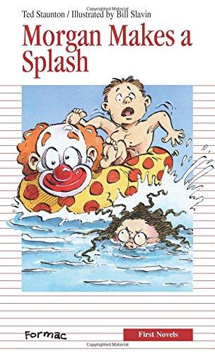 9780887806223: Morgan Makes a Splash (Formac First Novels)