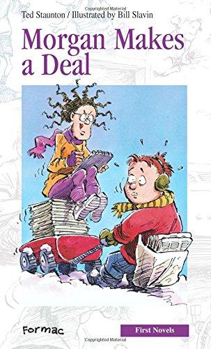 9780887806667: Morgan Makes a Deal (Formac First Novels)