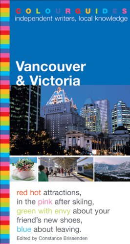 9780887807640: Vancouver and Victoria Colourguide (Colourguide Travel)