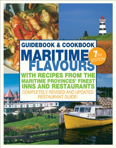 9780887807688: Maritime Flavours: Guidebook and Cookbook, Seventh Edition