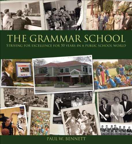 9780887808395: The Grammar School: Striving for Excellence for 50 Years in a Public School World (Formac Illustrated History)